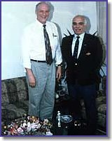 Barry and King Hussein