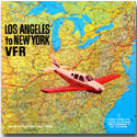 Cover of Los Angeles to New York VFR CD